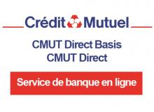 CMUT Banque en ligne Crédit Mutuel