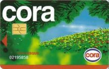 Rachat de crédit carte CORA