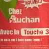 Paiement 10 fois sans frais Auchan